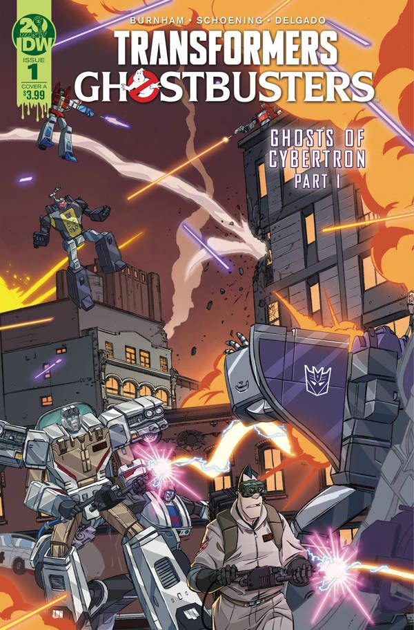 Transformers Ghostbusters 1 06