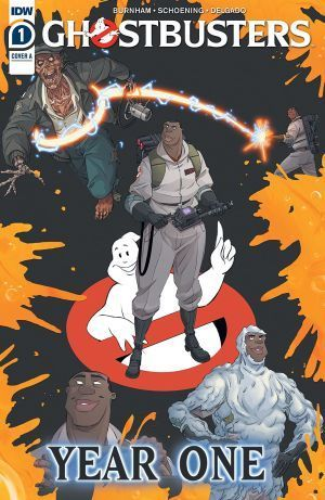 Ghostbusters Year One 1 Large