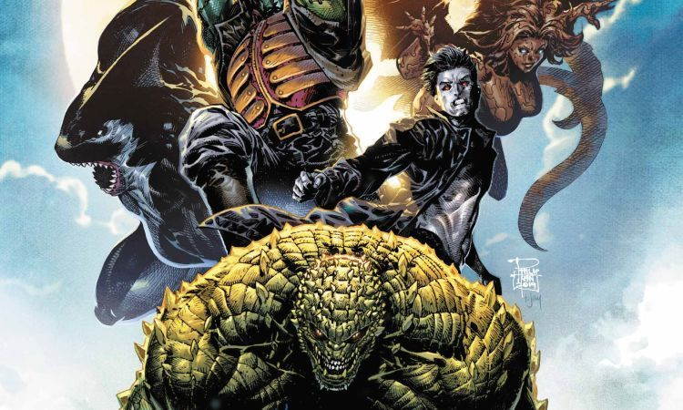 Gotham City Monsters 1 Main