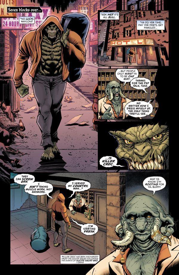 Gotham City Monsters 1 02