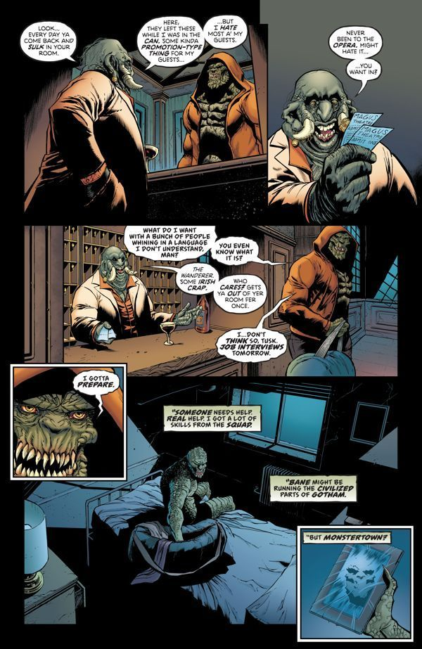 Gotham City Monsters 1 03