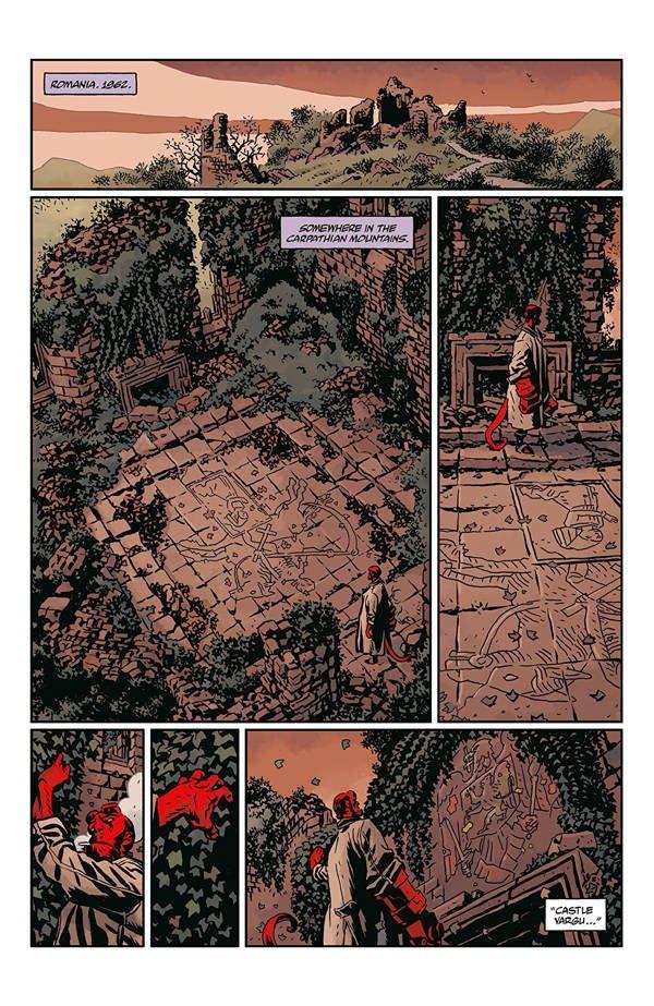 Hellboy Bprd Beast Vargu 01