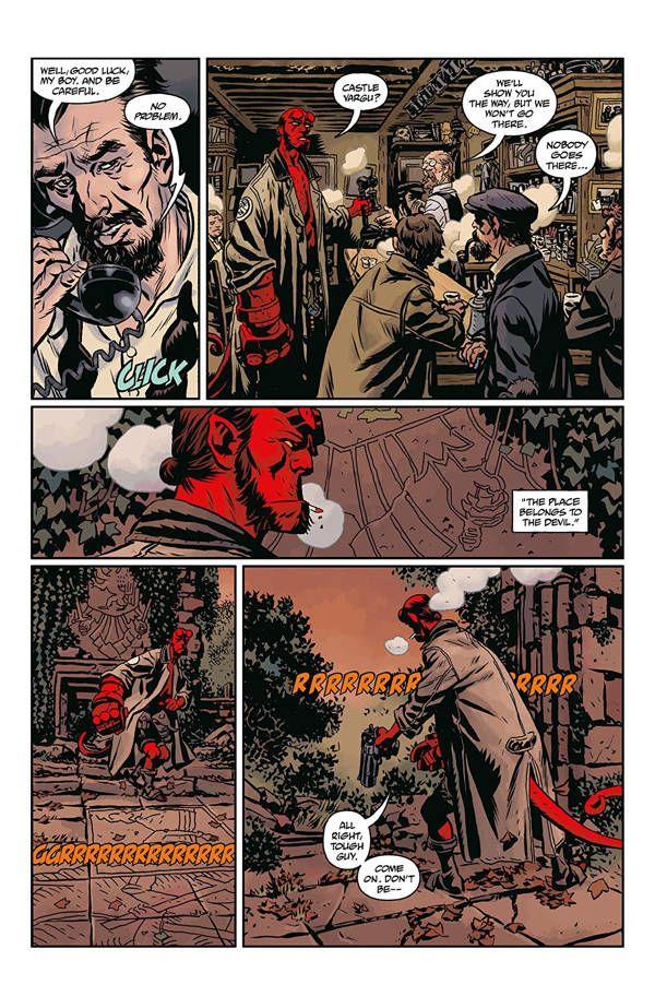 Hellboy Bprd Beast Vargu 03