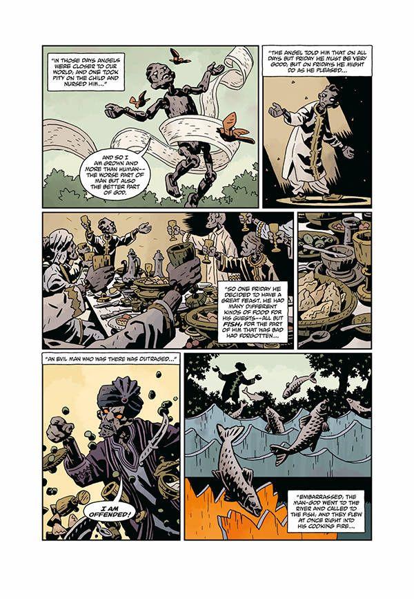 Hellboy Bprd Beast Vargu 05