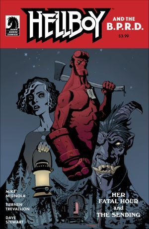 Hellboy Bprd Her Fatal Hour Large