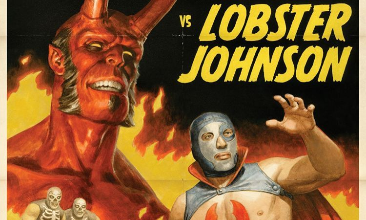 Hellboy Vs Lobster Johnson Main