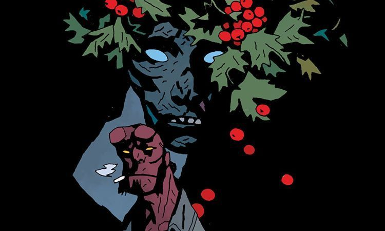 Hellboy Winter Special 2019 Main