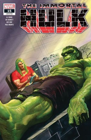 Immortal Hulk 15 00