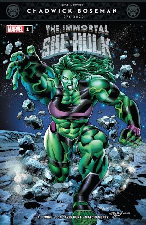 Immortal She Hulk 1 Large
