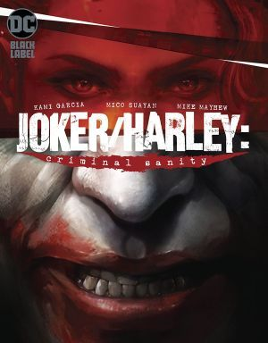 Joker Harley Criminal Sanity 1 Large