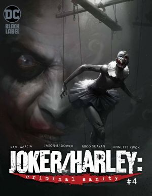 Joker Harley Criminal Sanity 4 Large