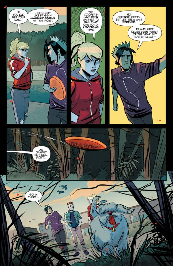 Jughead The Hunger 12 04
