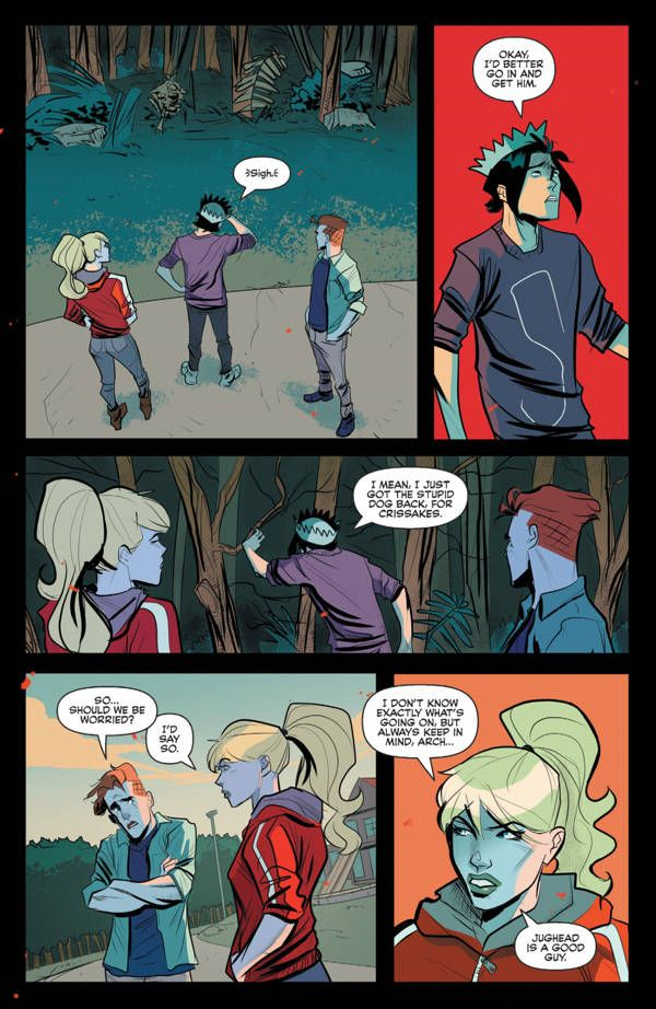 Jughead The Hunger 12 05