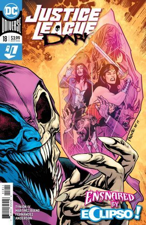 Justice League Dark 18 Large