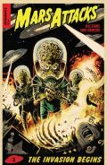 Mars Attacks 3 Cover