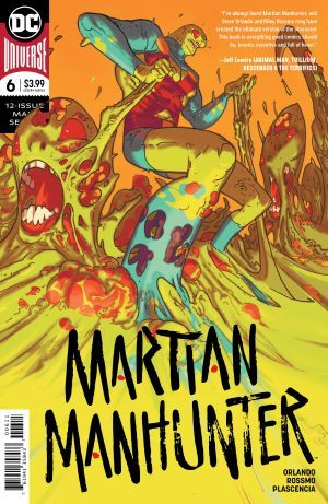 Martian Manhunter 6 00