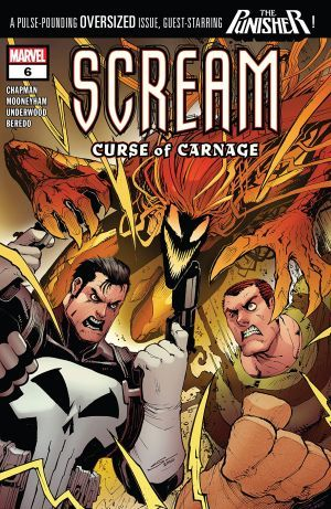 Scream Curse Of Carnage 6 Large