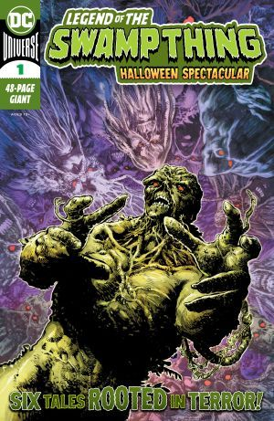Legend Of The Swamp Thing Large