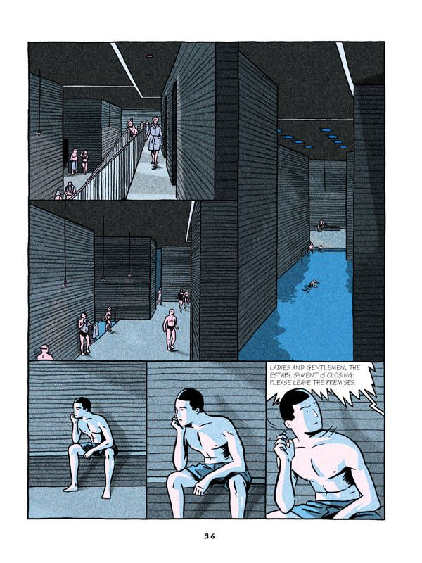 Swimming In Darkness 04