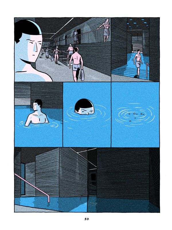 Swimming In Darkness 05