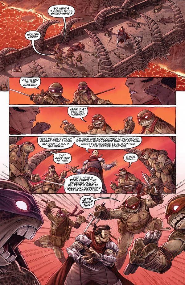 Tmnt Shredder In Hell 2 01