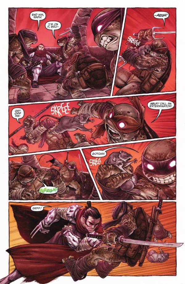 Tmnt Shredder In Hell 2 04