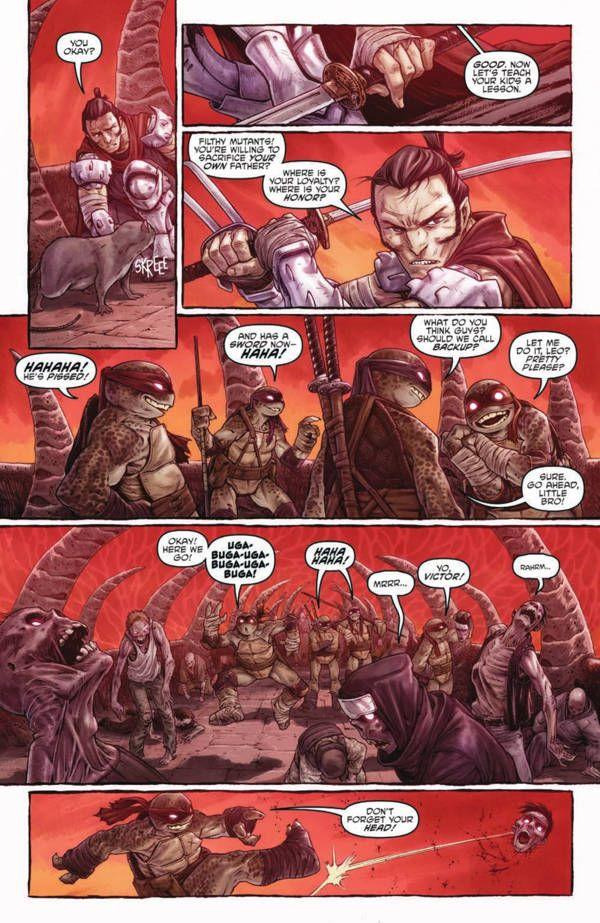 Tmnt Shredder In Hell 2 05
