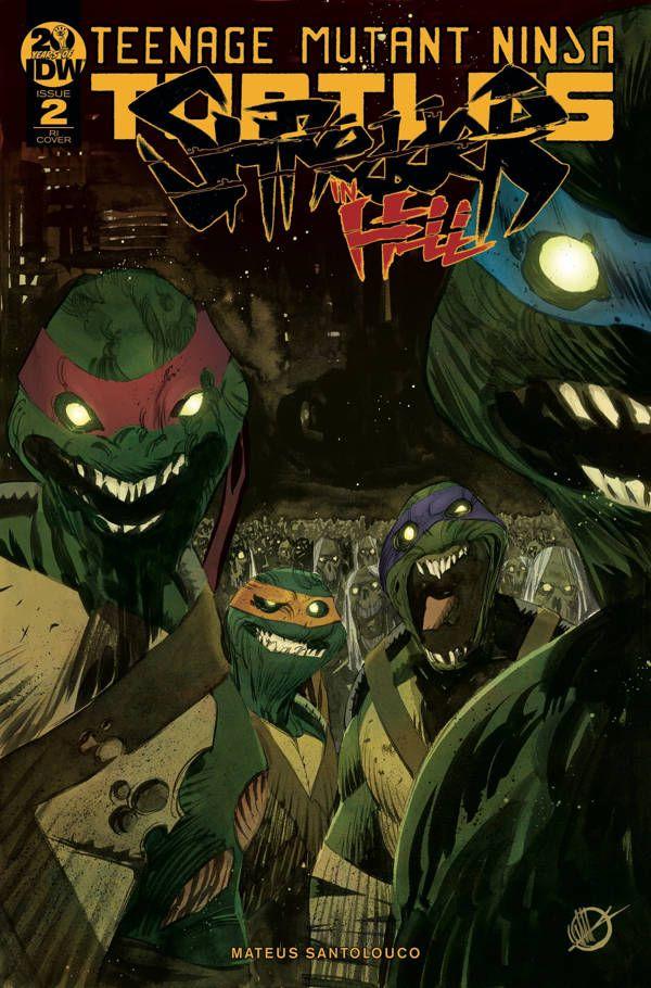 Tmnt Shredder In Hell 2 06