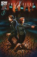 The X Files 1 Cover
