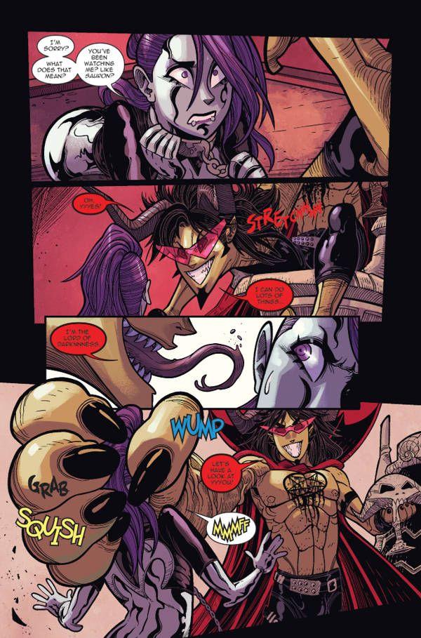 Vampblade Season 3 8 03