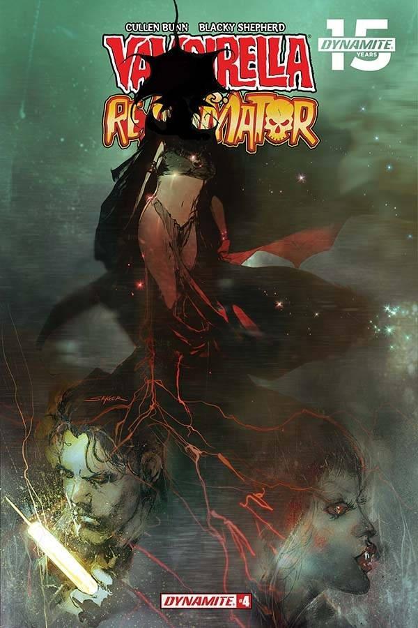 Vampirella Vs Reanimator 4 06