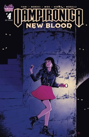 Vampironica New Blood 4 Large