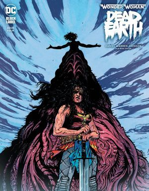 Wonder Woman Dead Earth 4 Large