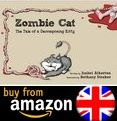 Zombie Cat Amazon Uk