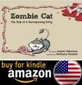 Zombie Cat Amazon Us Kindle