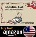 Zombie Cat Amazon Us