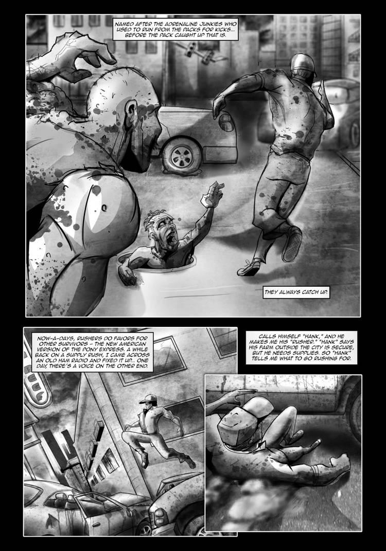 Zombie Rush Riot 1 02