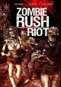 Zombie Rush Riot 1 Cover