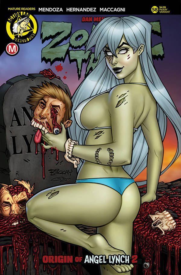 Zombie Tramp 58 06