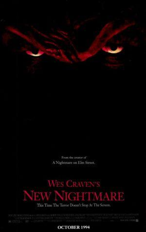 Wes Cravens A New Nightmare Poster