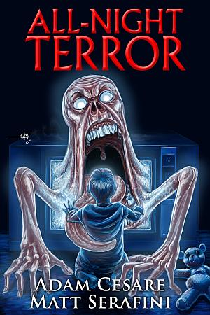 All Night Terror Poster