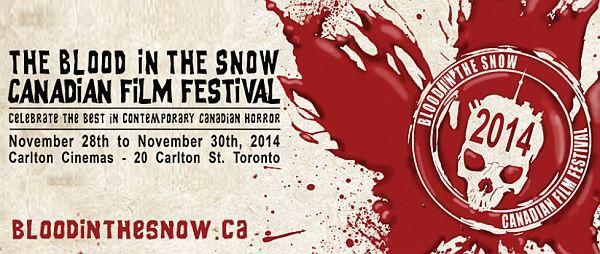 Blood In The Snow 2014 Poster
