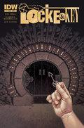 Locke And Key Alpha Cover