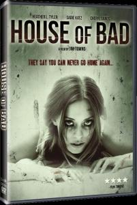 House Of Bad Dvd