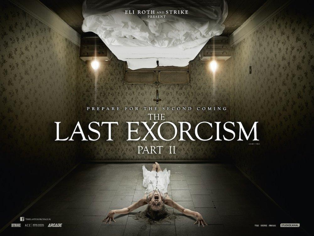 Last Exorcism 2 Uk Quad