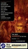Best Horror Of The Year Volume 3 Amazon Us