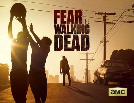 Fear The Walking Dead Header