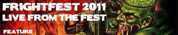 Frightfest Feature Banner