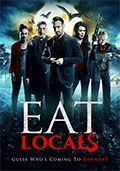 Eat Locals Poster Small