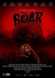 boar poster large